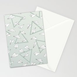 Paper Planes Stationery Cards