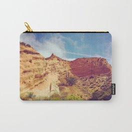 Golden Cliffs Carry-All Pouch