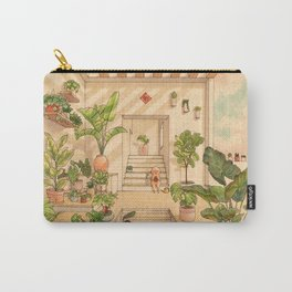 Houseplants Carry-All Pouch
