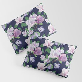 Magnolia Floral Frenzy Pillow Sham