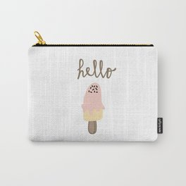 Ice Scream You Scream Carry-All Pouch
