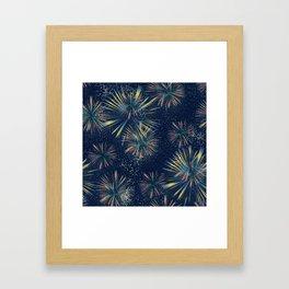 Fireworks! Framed Art Print