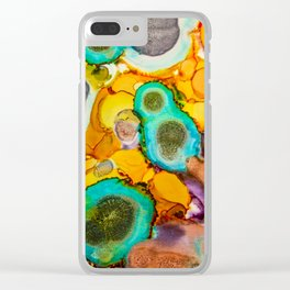 Chlorophyll Clear iPhone Case
