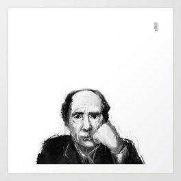 Legends - Philip Roth Art Print