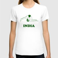 india T-shirts featuring India  by Tshirtbaba
