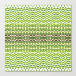 Coconut Palm Indonesia 3 Canvas Print