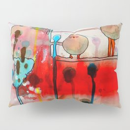 the first time Pillow Sham