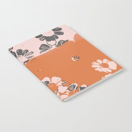 makenzie: ditsy florals Notebook