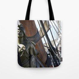 siren of the sea Tote Bag