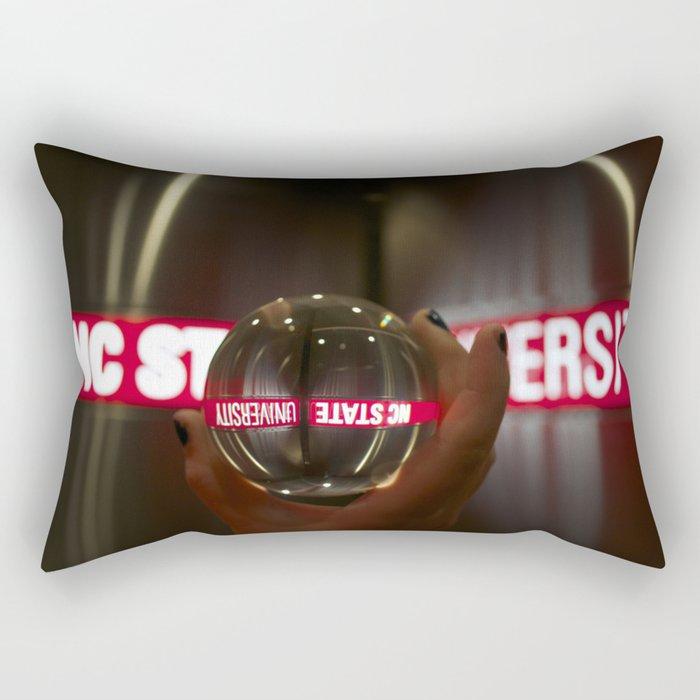 NC State University Rectangular Pillow