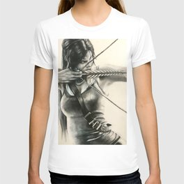 Tomb Raider: Shadow of the Tomb T-shirt