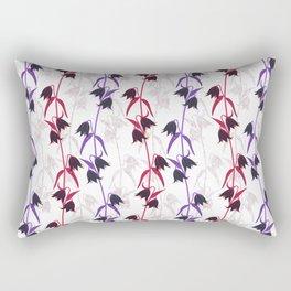Swaying stems Rectangular Pillow