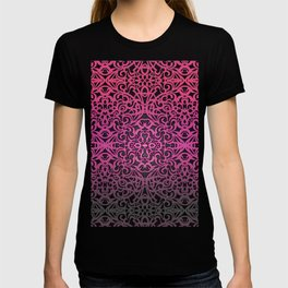 Floral abstract background G102 T-shirt