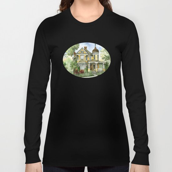 Victorian in The Avenues Long Sleeve T-shirt