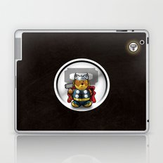 Super Bears - the Mighty One Laptop & iPad Skin