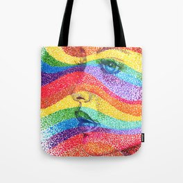 Only Rainbows After Rain Tote Bag
