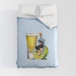 shoot your shot Comforters