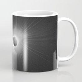 Total Solar Eclipse Illuminated by Sun  Coffee Mug