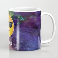 swag Mugs featuring #Swag by pbstudios