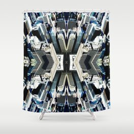 It was once the tallest. Shower Curtain