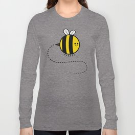 Cutesy Crawlies — Bumblebee Long Sleeve T-shirt