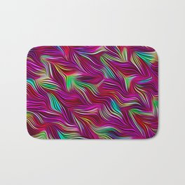 Waves I Bath Mat