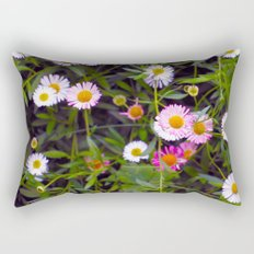 A Mini Forest Rectangular Pillow