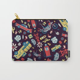I Heart Route 66 Carry-All Pouch