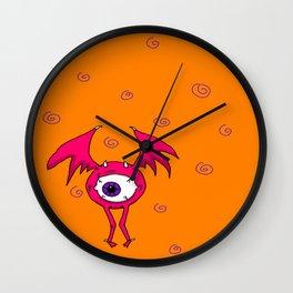 Drewcilla Wall Clock