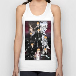 Ichigo Evolution Unisex Tank Top