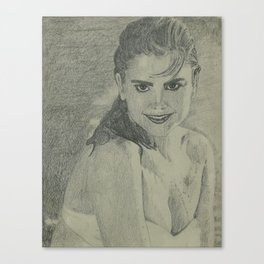 Kathy Ireland Canvas Print