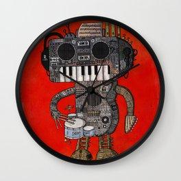 Musicbot Wall Clock