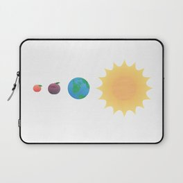 You are my Peach Laptop Sleeve