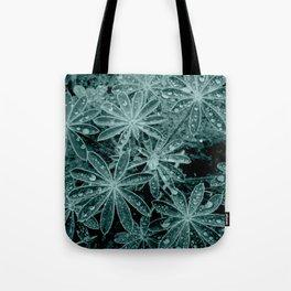 Raindrops III Tote Bag