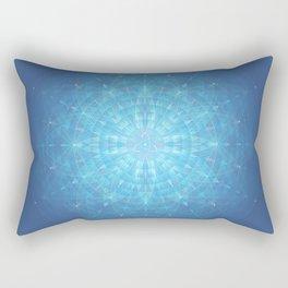 Enigma. Sacred geometry Rectangular Pillow