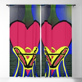 Universal Love Blackout Curtain