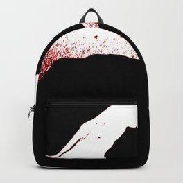 Heart in Hands Backpack