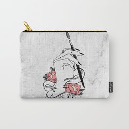 Leave Me Carry-All Pouch