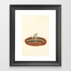 Come On, Look Lively Framed Art Print