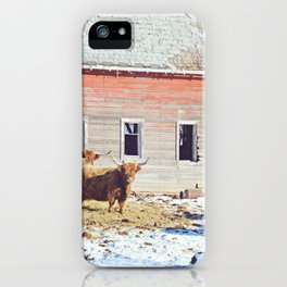 Old McDonald Had a Farm iPhone Case