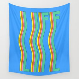 Life is Windy Wall Tapestry