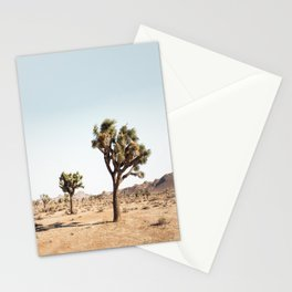 Desert Tree Stationery Cards