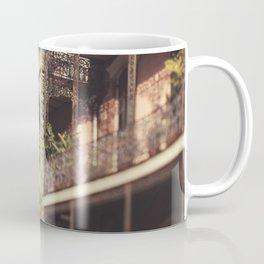 New Orleans Royal Street Balconies Coffee Mug