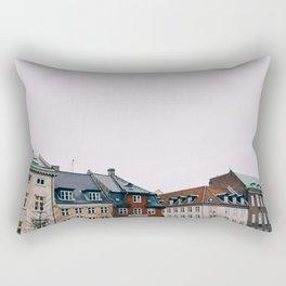 Copenhagen Homes II Rectangular Pillow