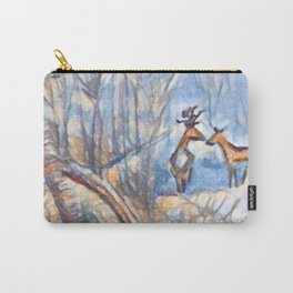 """Deer Woods"" Carry-All Pouch"