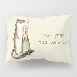 Pop Goes the Weasel Pillow Sham