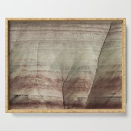 Hills as Canvas, No. 2 Serving Tray