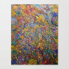 Lovemaking Canvas Print