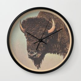 An old Resident of Buffalo, New York Wall Clock