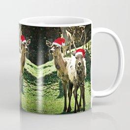 Tis The Season - Reindeer Coffee Mug